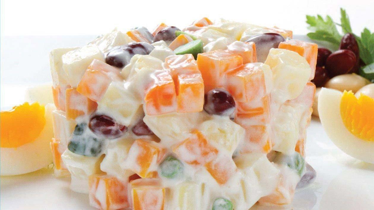 Salad kiểu Nga