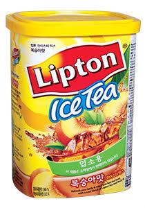 立頓蜜桃冰紅茶粉