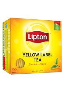 立頓黃牌茶包100片裝(獨立包裝)