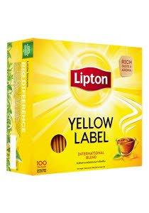 立頓黃牌茶包100片裝(獨立包裝) -