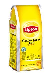 立頓黃牌茶葉