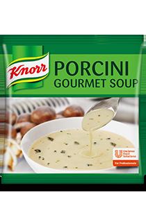 家樂牌牛肝菌湯 - 優質菇片看得見、吃得到,給顧客矜貴滋味。