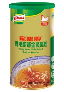 家樂牌香港廚師金裝雞粉
