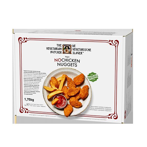 植系雞塊 - 植系雞塊有不同處理方法,適合多種菜式。