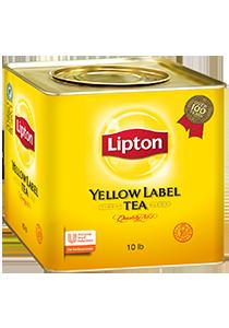 立頓黃罐茶葉10磅裝 - 立頓紅茶  獨特香醇甘味   成就正宗港式奶茶
