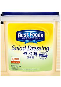 頂好牌沙律醬 - 頂好牌沙律醬    減少沙律出水  保持新鮮