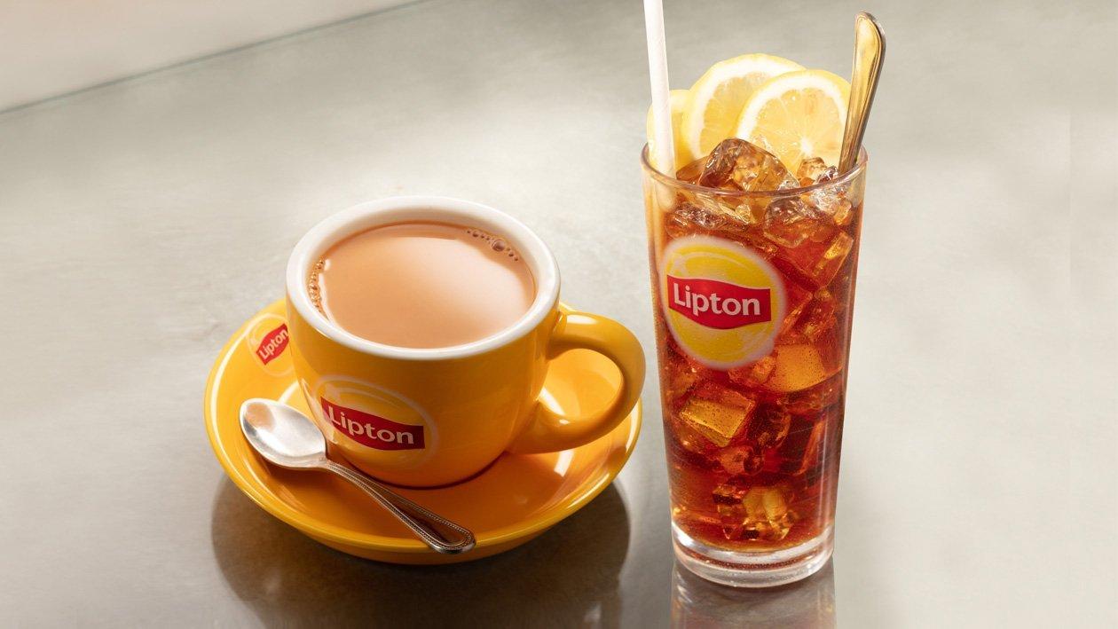 一步到位: Lipton經典港式紅茶膽 – 食譜詳情