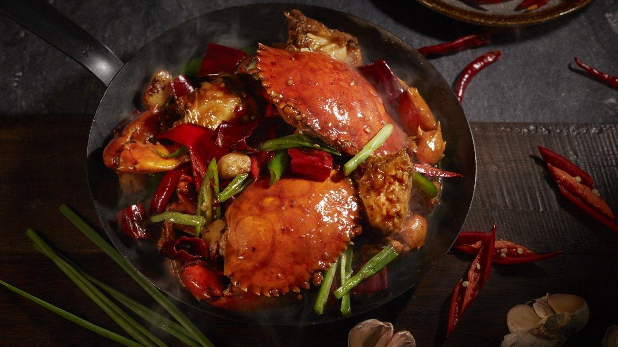 噴香八味鮮辣蟹 – 食譜詳情
