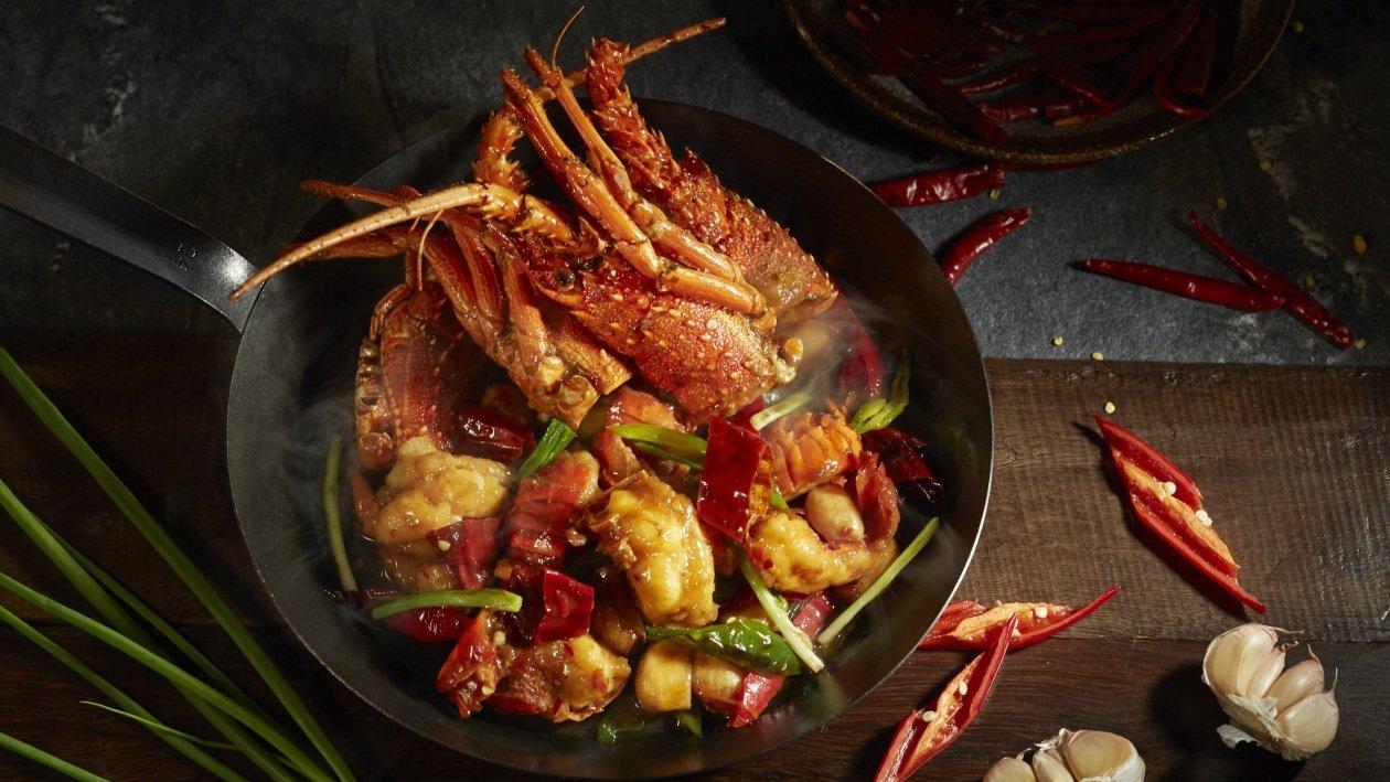噴香八味鮮辣龍蝦 – 食譜詳情