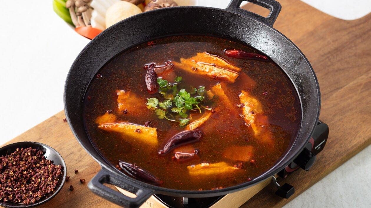 川式紅湯底 – 食譜詳情