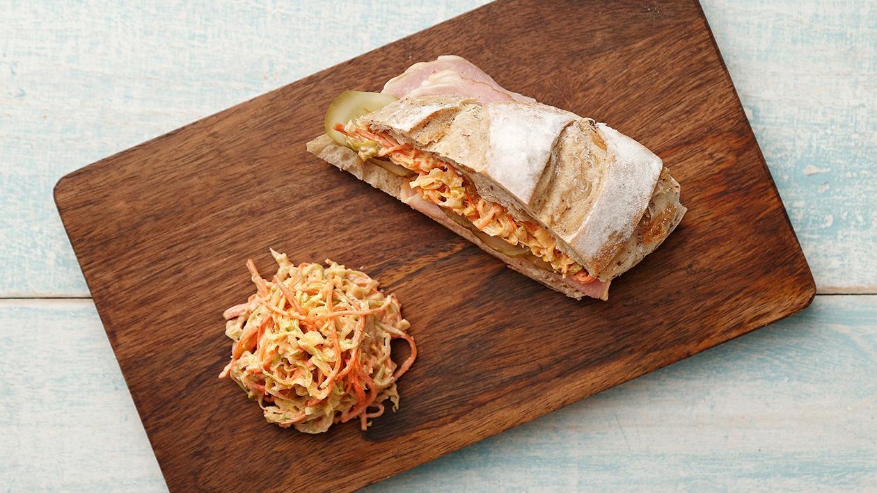 新美式高麗菜沙律 – 食譜詳情