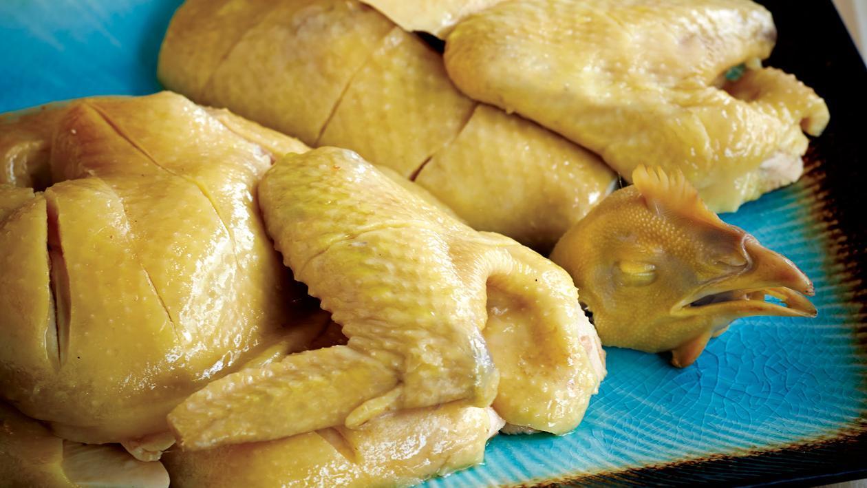 東江鹽焗雞 – 食譜詳情