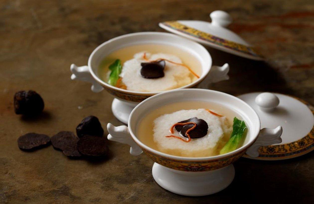 松露雞豆花 (味型:鹹鮮味) – 食譜詳情