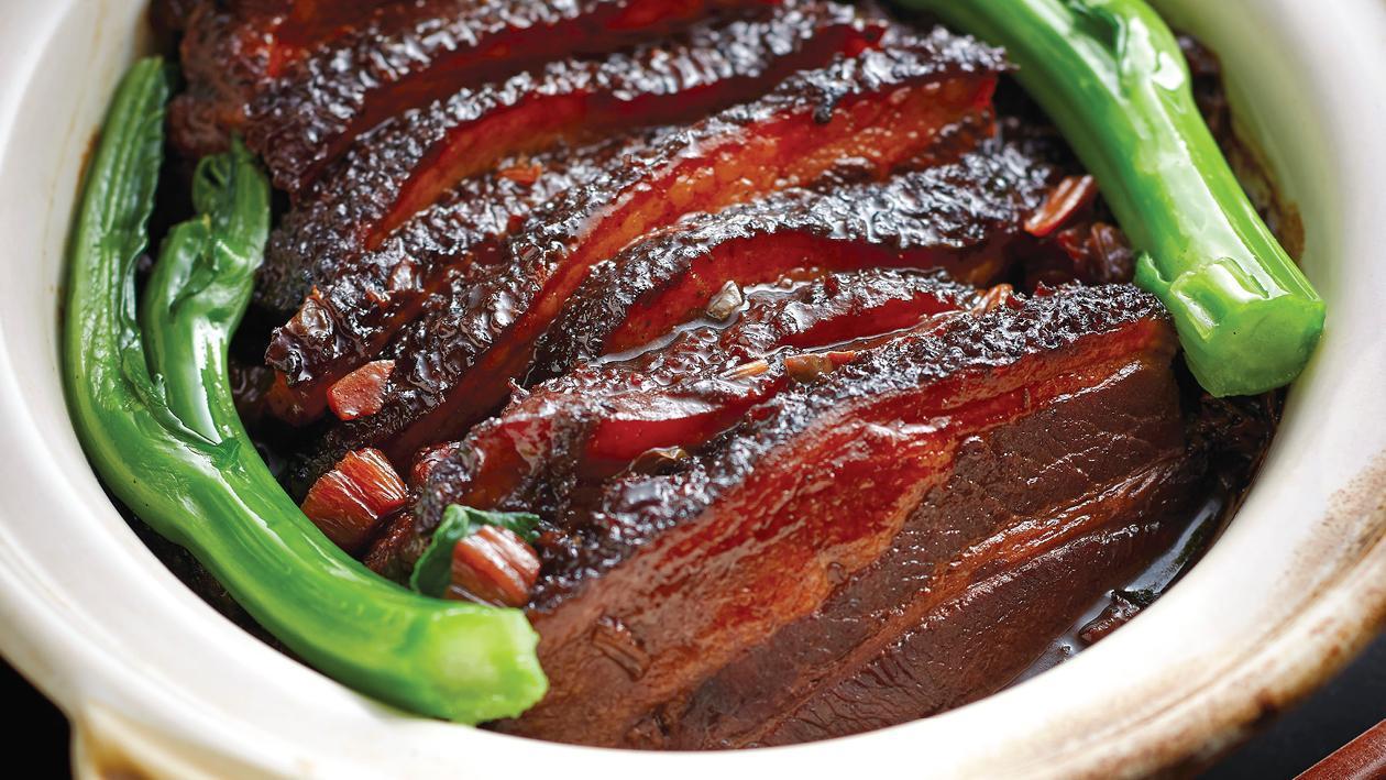 梅菜扣肉 – 食譜詳情