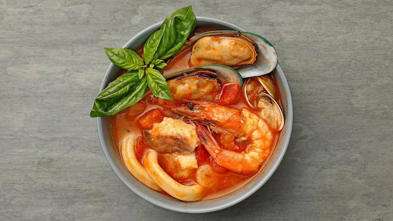 法國馬賽海鮮湯 – 食譜詳情