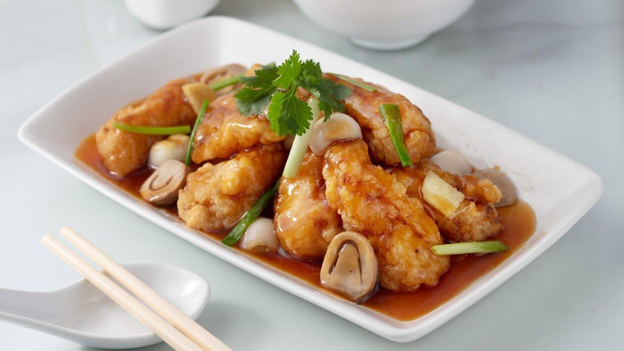 港式薑蔥斑腩飯 – 食譜詳情