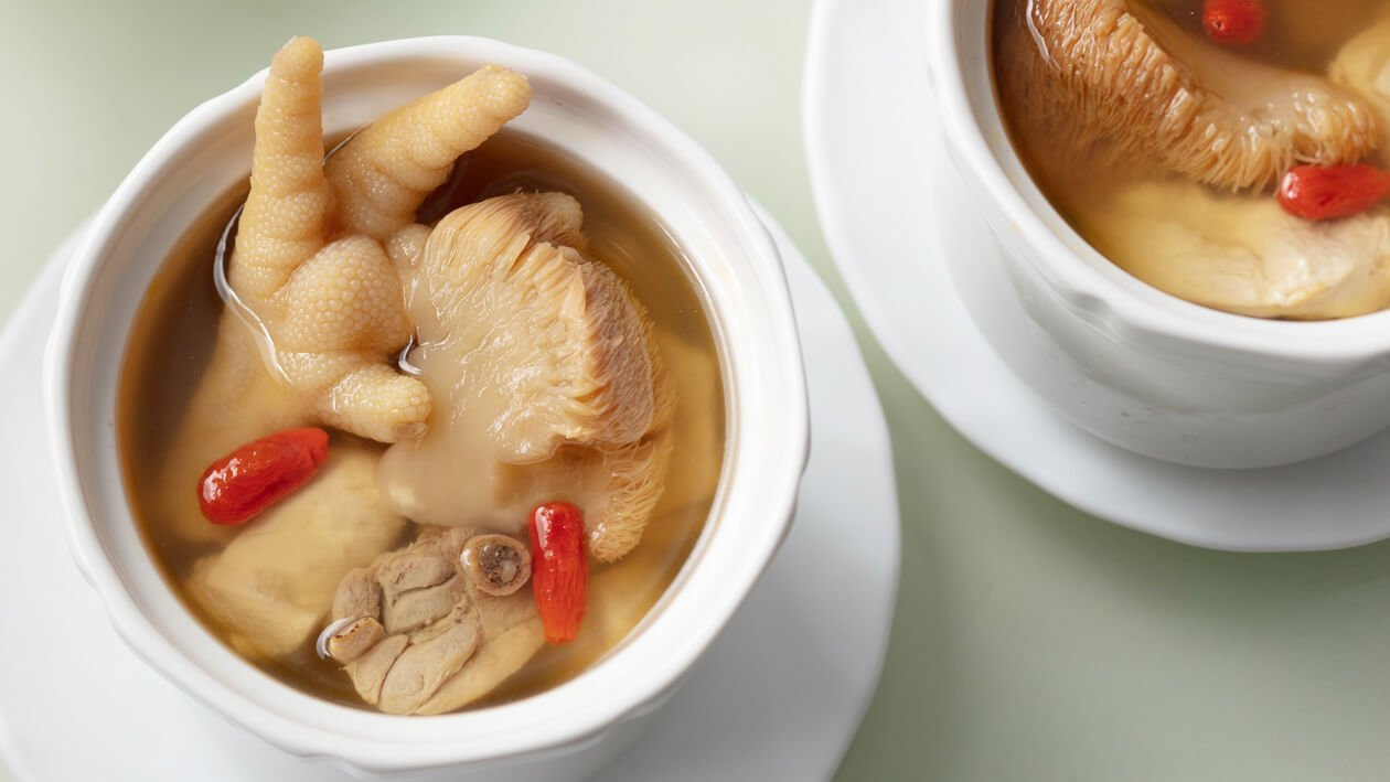 猴頭菇燉雞湯 – 食譜詳情