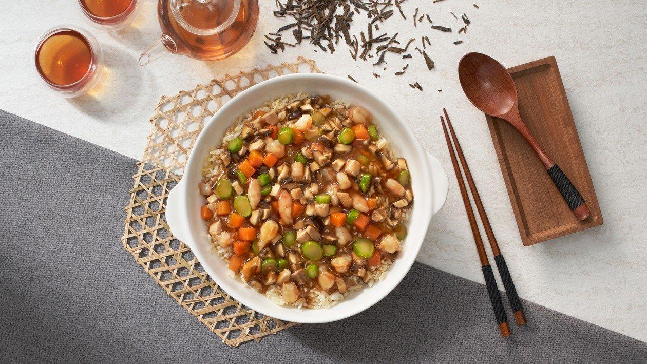 福建炒飯 – 食譜詳情
