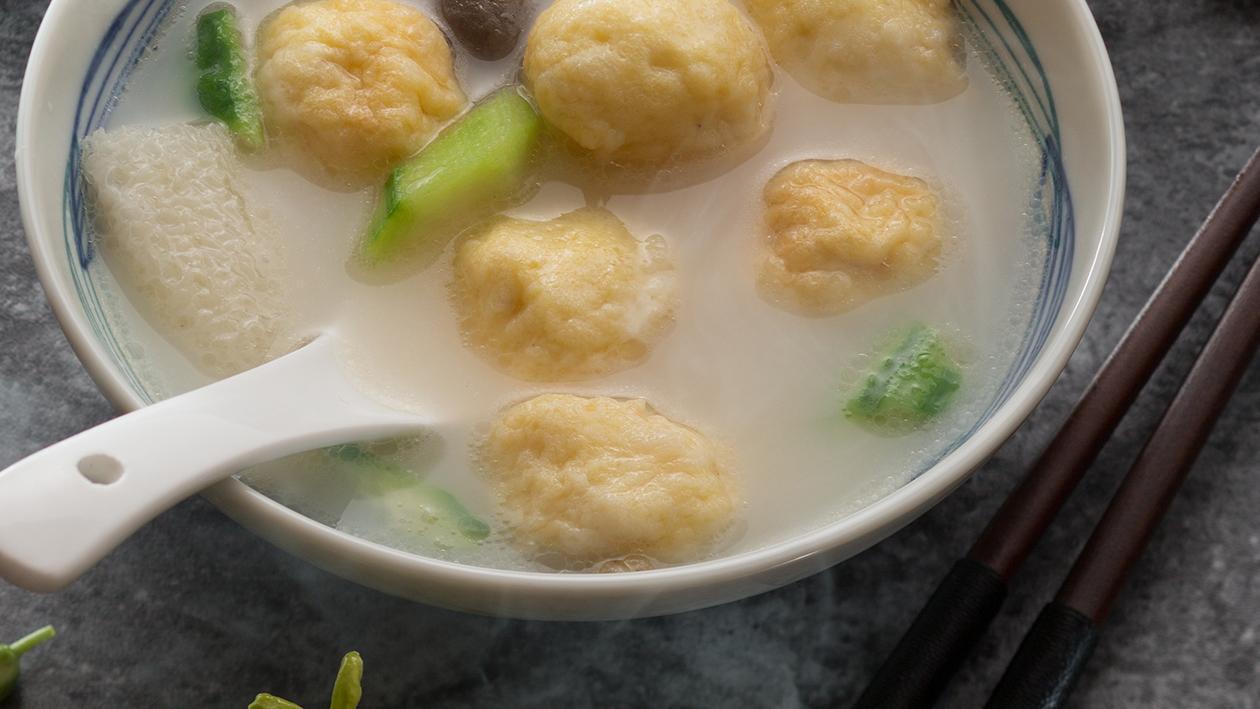 竹笙雜菇浸樂從魚腐 – 食譜詳情
