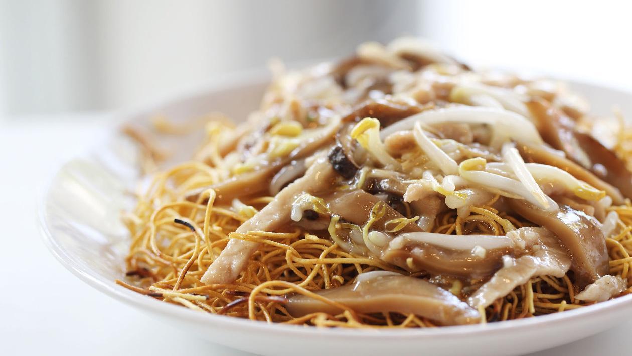 肉絲炒麵 – 食譜詳情