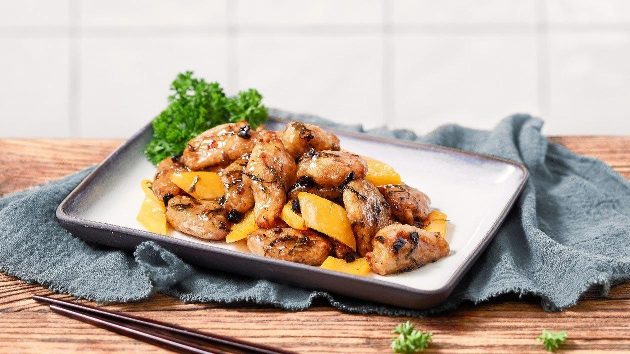 蜜糖欖菜植系雞肉 – 食譜詳情