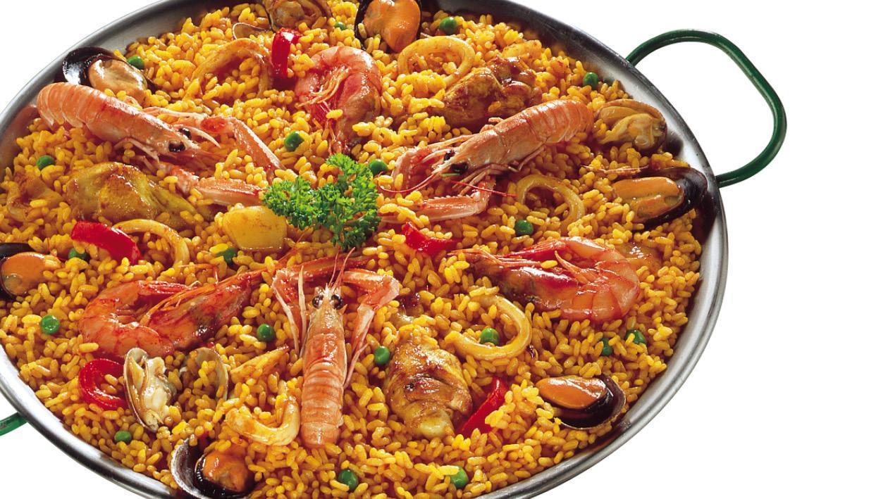 西班牙海鮮飯 – 食譜詳情