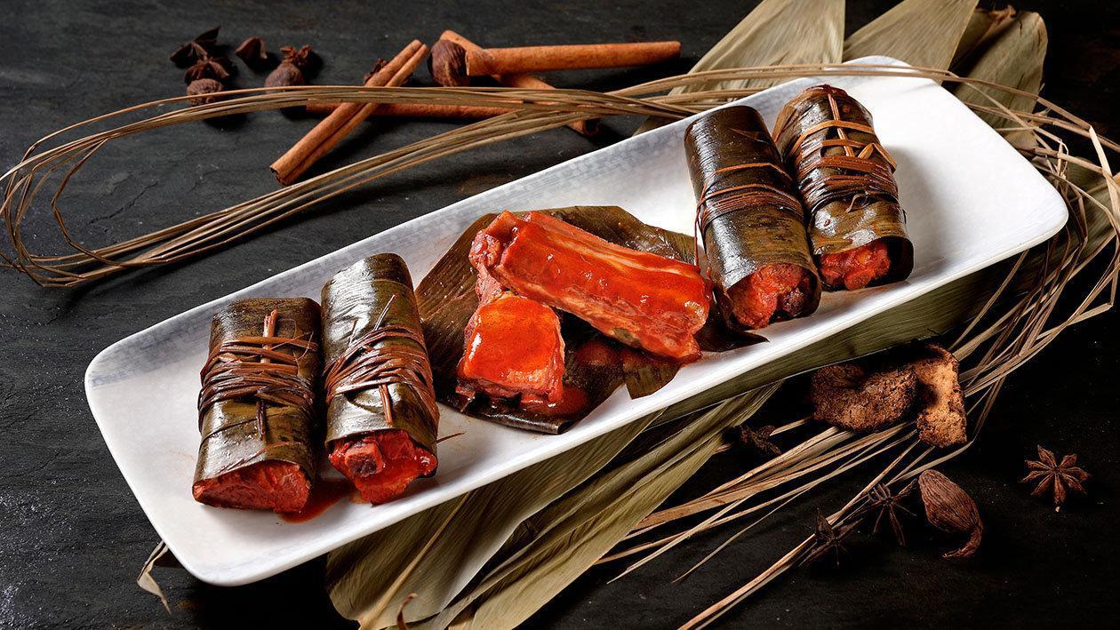 譚府粽香腩排 – 食譜詳情
