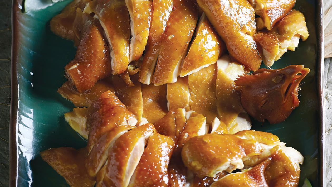 豉油雞 – 食譜詳情