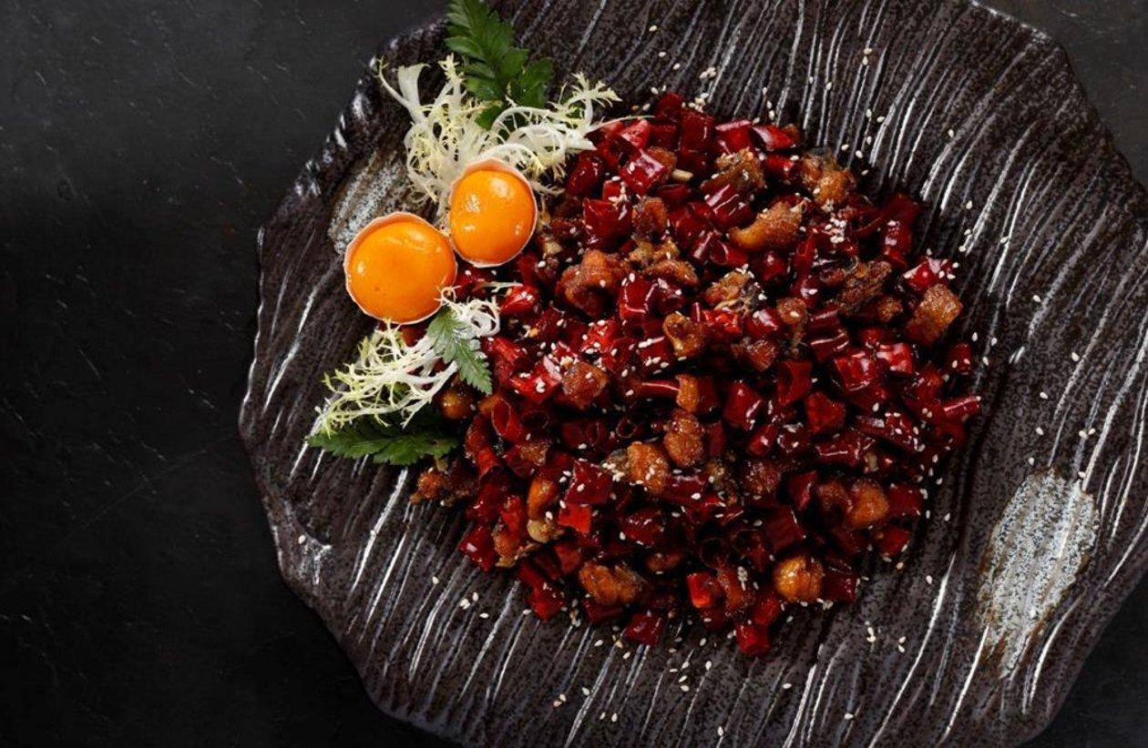 辣子雞 (味型:麻辣味) – 食譜詳情