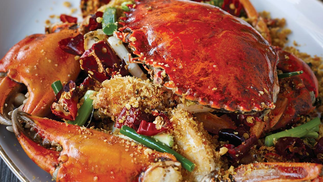 避風塘炒蟹 – 食譜詳情