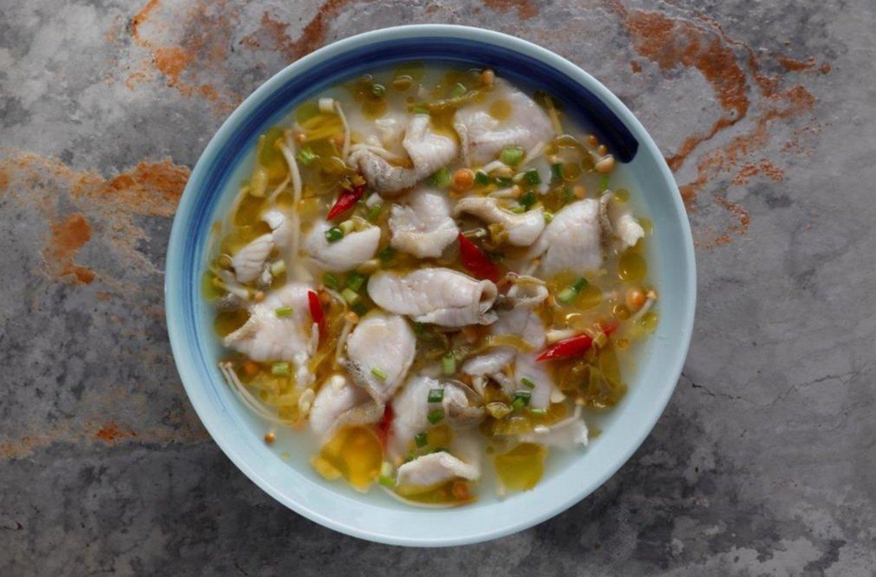 酸菜魚 (味型:酸辣味) – 食譜詳情