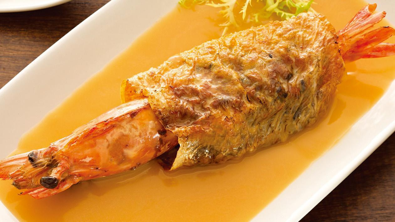 錦衣大花蝦 – 食譜詳情