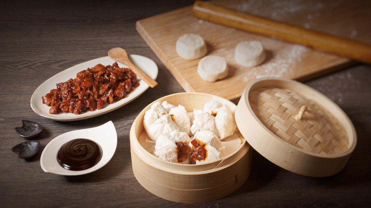 雙蠔蠔油叉燒包餡料 – 食譜詳情