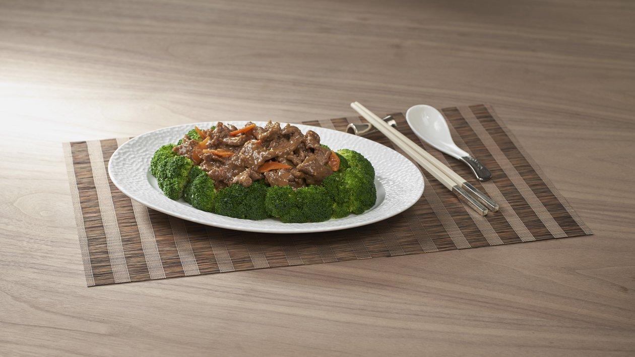 雙蠔蠔油牛肉西蘭花 – 食譜詳情