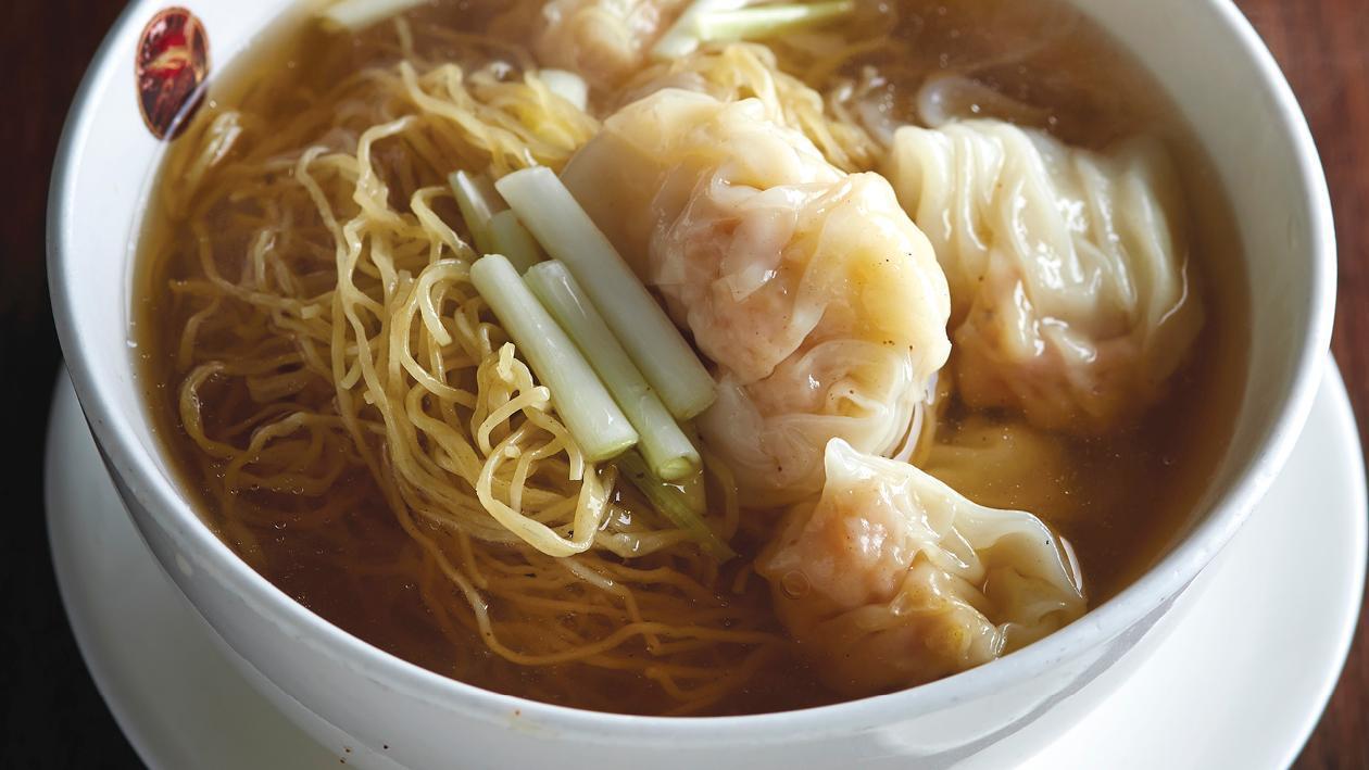 雲吞麵 – 食譜詳情