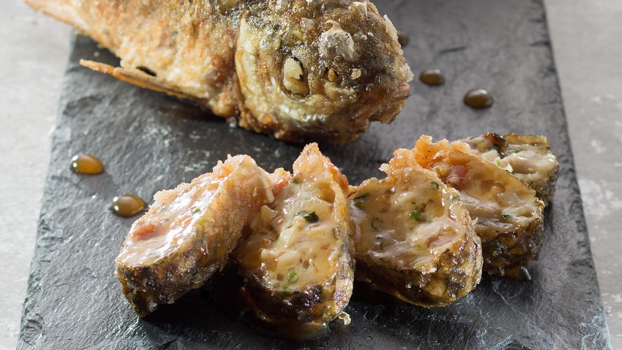 順德釀鯪魚 – 食譜詳情