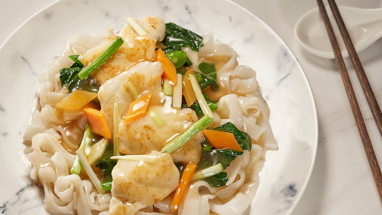 魚柳菜遠河 – 食譜詳情