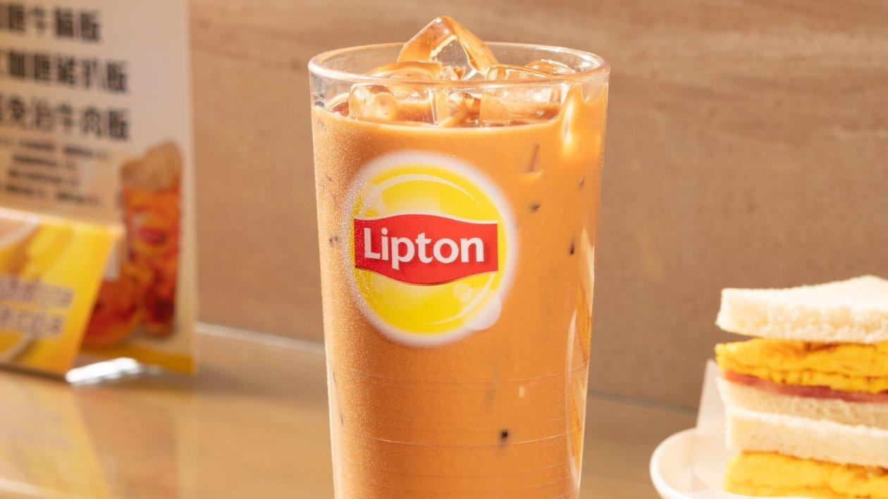 Lipton港式凍奶茶 – 食譜詳情