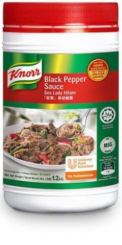 家乐黑胡椒酱 1.2kg