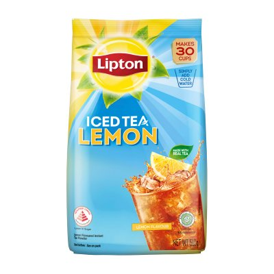 立顿冰红茶柠檬茶粉 510g -