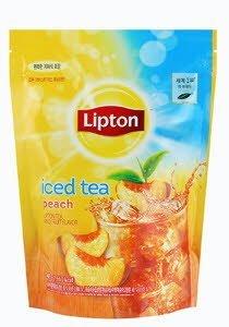 立顿冰红茶蜜桃混合料 405g