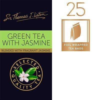 立顿茉莉绿茶袋 2g