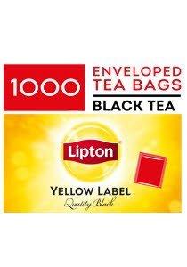 立顿黄牌精选红茶袋 (大量装) 1000x1.8g