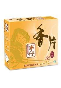 车仔香片茶袋 100x1.8g -