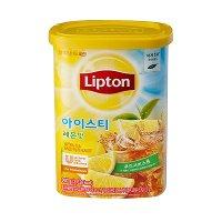 立顿冰红茶拧檬混合料 907g