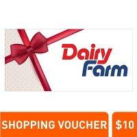 Dairy Farm Group | $10 购物礼券