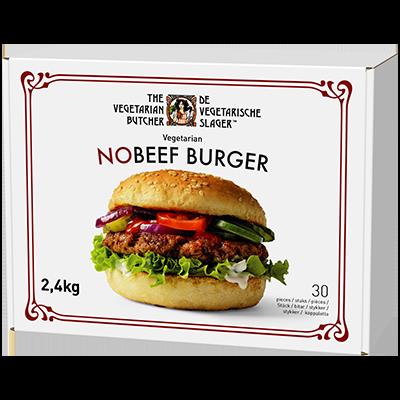 植系牛肉漢堡 - 啖啖肉嘅植系牛肉漢堡扒,簡單處理,同樣做到有層次嘅漢堡滋味。