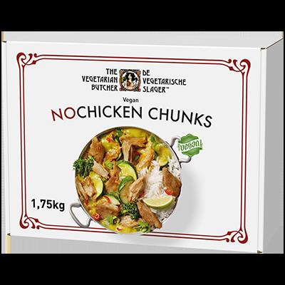 植系雞肉 - 啖啖肉嘅植系雞肉,煎炒煮炸,中西日法,千變萬化。