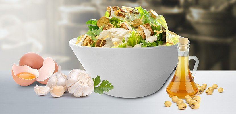 顶好牌凯撒沙拉酱 2.5L - 以纯正芥末和蜂蜜制成