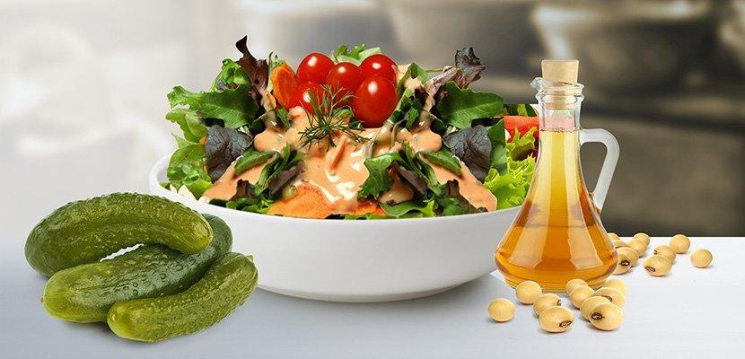 顶好牌千岛沙拉酱 2.5L - 由全球首屈一指的蛋黄酱品牌倾情呈献*